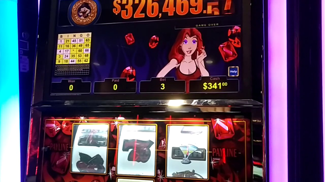 Red Hot Ruby Slots