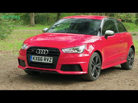 Motors.co.uk | Pocket Rockets Audi S1 Review