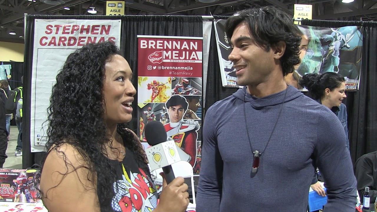 Brennan Mejia - Long Beach Comic Expo 2018