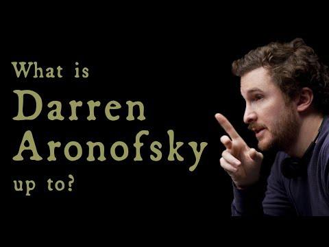 The Biblical Narratives Of Darren Aronofsky