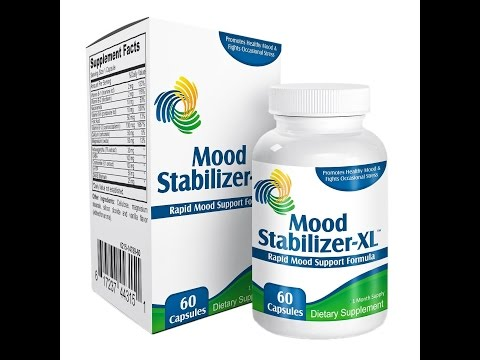 Mood Stabilizer-XL: Natural Mood Support Supplement