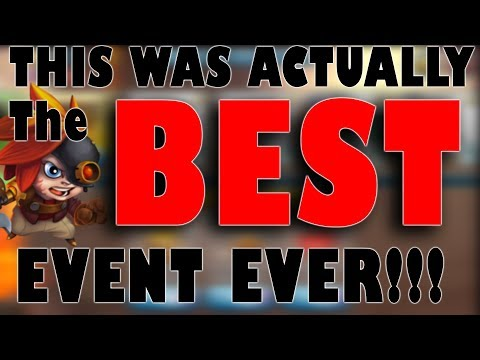 Monster Legends | THIS WAS ACTUALLY THE BEST EVENT EVER! | Ingenica's Forge Secrets