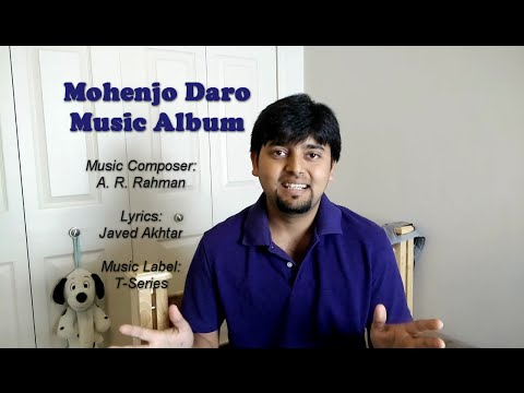 Beats and Beyond: Music Review | Mohenjo Daro | A. R. Rahman (ft. K. D.)