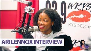 Dominique Da Diva Talks With Ari Lennox
