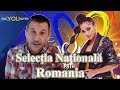 Download Romania: Selecția Națională 2019 | Bella Santiago & Linda Teodosiu | Song Reaction (Eurovision 2019)