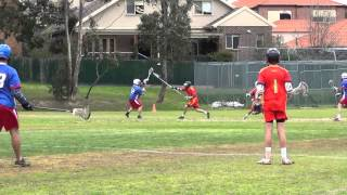 Camberwell Lacrosse Club State League v Chaddy-17Aug2013