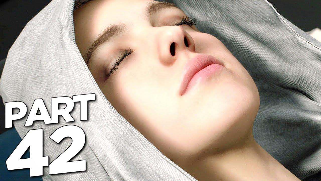 MOST DANGEROUS AREA in DEATH STRANDING Walkthrough Gameplay Part 42 (FULL GAME) thumbnail