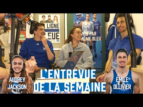 Carabins Athlétisme : Une équipe, Une Famille   La Ligne Bleue