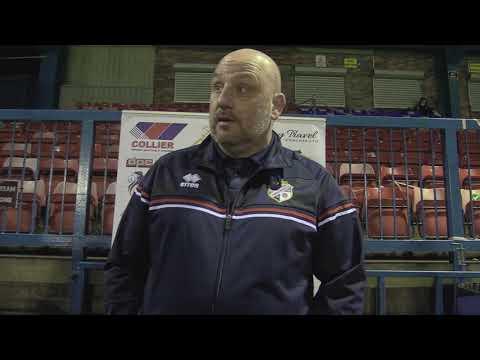 BBTV   Gary Bollan - Post Match v Edinburgh City (30/03/2021)