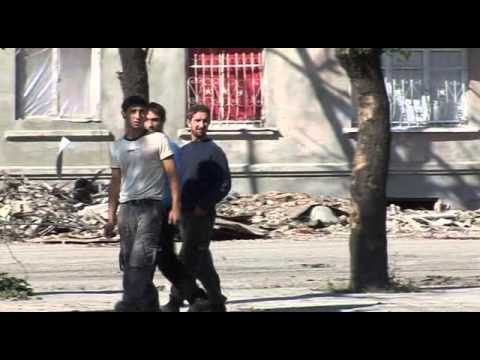 BBC Newsnight - What really happened in South Ossetia? (2008