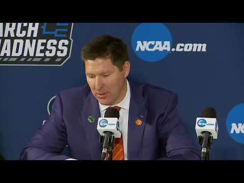 News Conference: Clemson & Auburn - Postgame