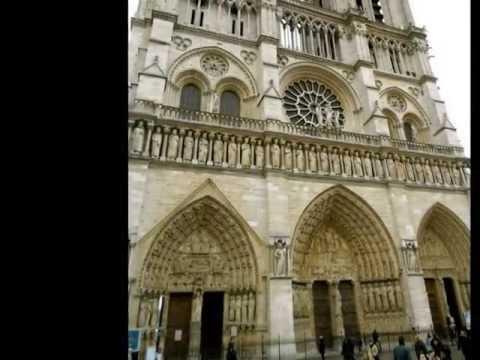 Teatergruppen Klima i Notre Dame, Paris 2013