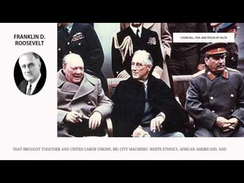 Franklin D. Roosevelt - Presidents of the United States Bios - Wiki Videos by Kinedio