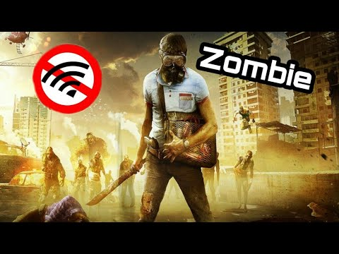 Top 10 Offline Zombie Games For Android  |  [GameBox - Android]