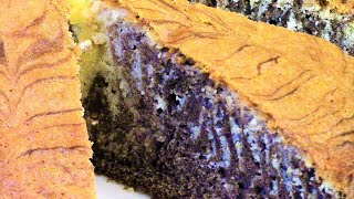 Самый вкусный мраморный кекс ! Как приготовить домашний кекс .