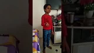 Little Shahir Abhinav Wakode ...povada