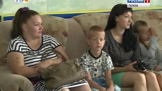 В преддверии 1 сентября в Бессоновском районе более 200 детей получили портфели