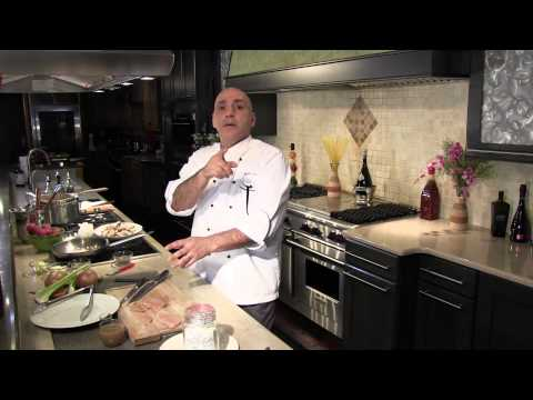 Our Dinner Bell - Season Two Episode Two - Organic Chicken Marsala Chef Feker