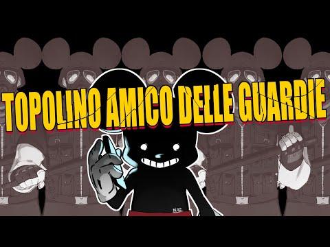 Giochi WT₣ - EP15 TOPOLINO Amico delle Guardie