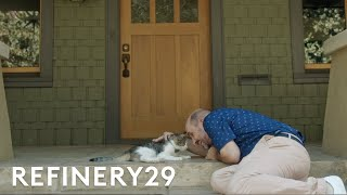 The Most Ridiculous Cat Chase | Pet Friendly Episode 3: Tonya | Refinery29
