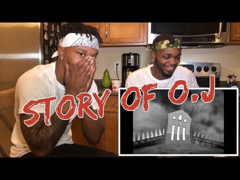 JAY-Z - The Story of O.J. - REACTION