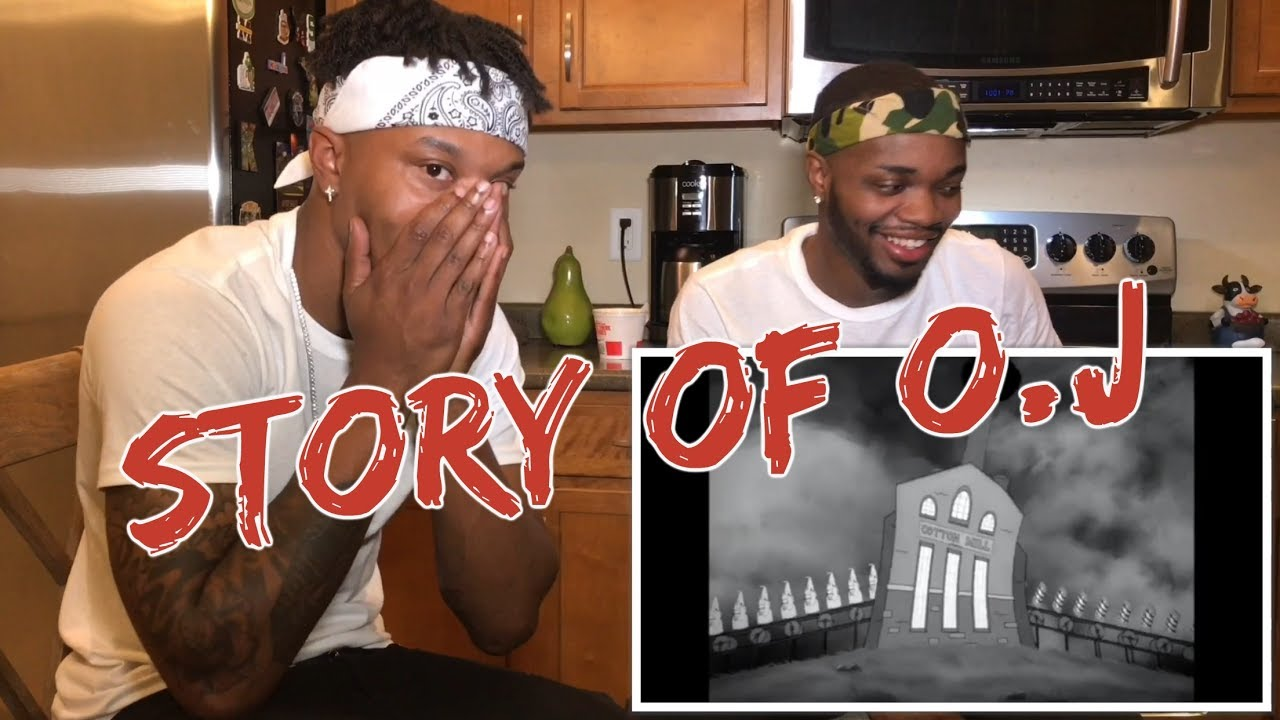 Download JAY-Z - The Story of O.J. - REACTION