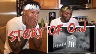 JAY-Z - The Story of O.J. - REACTION