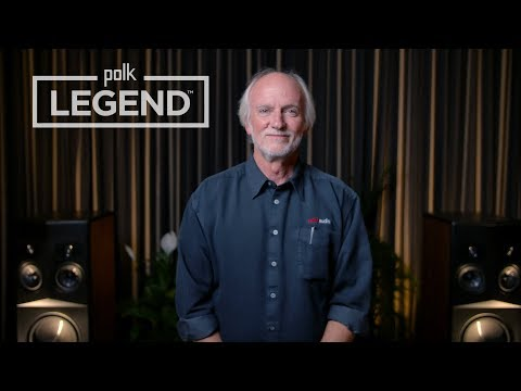 Polk Legend Series - The L800 Speakers with SDA | Stu Lumsden and Michael Greco at RMAF 2019