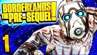 Borderlands Pre-Sequel feat. Dom and Castor [Ep.1] - Two Claptraps!?