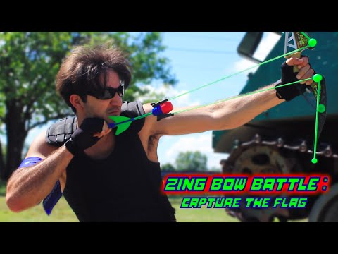 Thumbnail: Zing Bow Battle: Capture the Flag