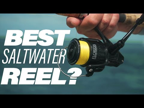 BEST SALTWATER REEL?! | Florida Fishing Products Osprey