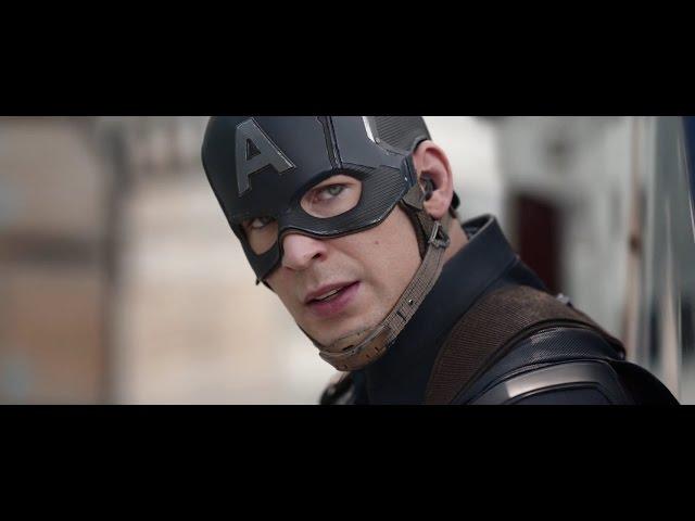 캡틴 아메리카: 시빌 워 - 2차 공식 예고편 (한글자막)