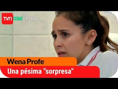 "Una pésima ""sorpresa"" para la Jo   Avance Wena Profe - E77"