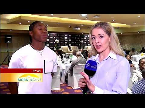 Caster Semenya wins big at South African Sports Awards