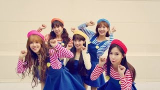 [Crayon Pop]「Dancing All Night / (댄싱 올 나잇)」 ミュージックビデオ- Official MV thumbnail