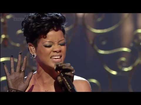 Rihanna - Take A Bow (Live Royal Variety 17/12/2008)