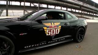 Dario Franchitti to Drive Chevrolet Pace Car for the 2014 Indianapolis 500