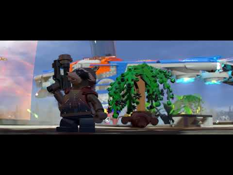 LEGO Marvel Super Heroes 2: 46 min GamePlay