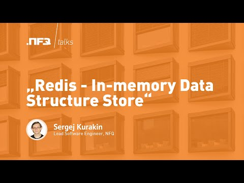 Redis - In-memory data structure store