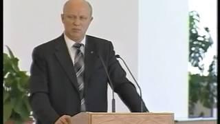 Козулин обвиняет власть о причастности к  внесудебным расправам