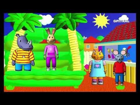 Παίζω στη λιακάδα Χώρα των γνώσεων παιδικά εκπαιδευτικά video
