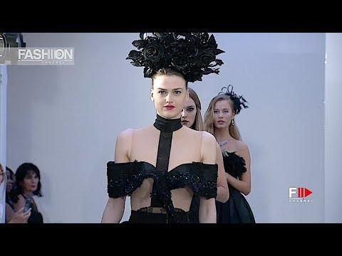 ASORY HOUSE Arab Fashion Week Resort 2019 Dubai - Fashion Channel