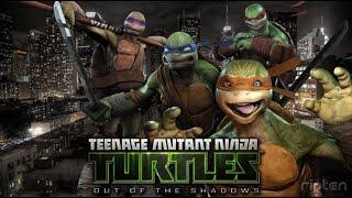 Черепашки Ниндзя Teenage Mutant Ninja Turtles Игра Глава 4(2)