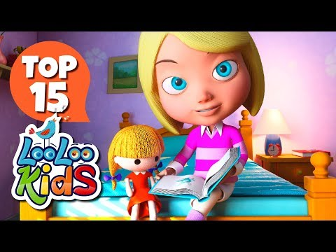 Miss Polly Had a Dolly - TOP 15 Songs for Kids on YouTube