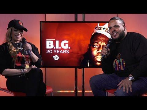 B.I.G. 20 | Live Q&A w/ Faith Evans