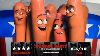 Sausage Party - Beginning - At Cinemas Sept 2
