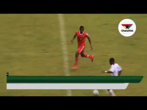 Highlights of Hearts vs Kotoko Ghana@60 anniversary match