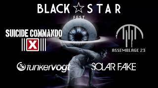 SUICIDE COMMANDO Promocional del BLACKSTAR FEST Mayo 25 2018 Plaza Condesa