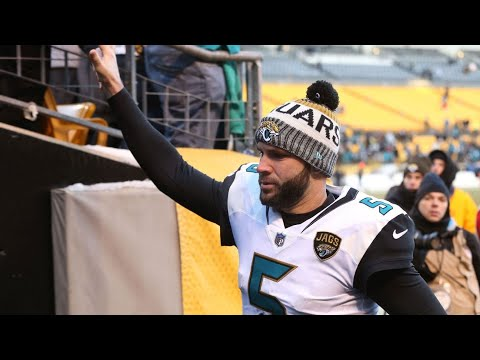 Jacksonville Jaguars Quarterback Blake Bortles Hoping To Remain With Team Next Season