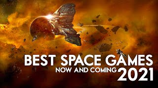 The Best Space Games of 2021 - New Releases And Updates